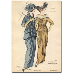 French fashion plates 1914 5256
