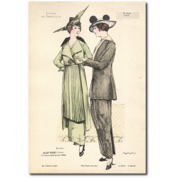 French fashion plates 1915 5278