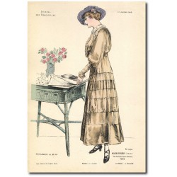 French fashion plates 1915 5324b