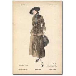 French fashion plates 1915 5337