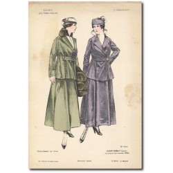 French fashion plates 1915 5337b