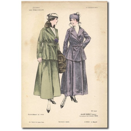 French fashion plates 1915 5337b