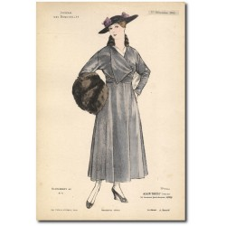 French fashion plates 1915 5341