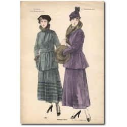 French fashion plates 1915 5342