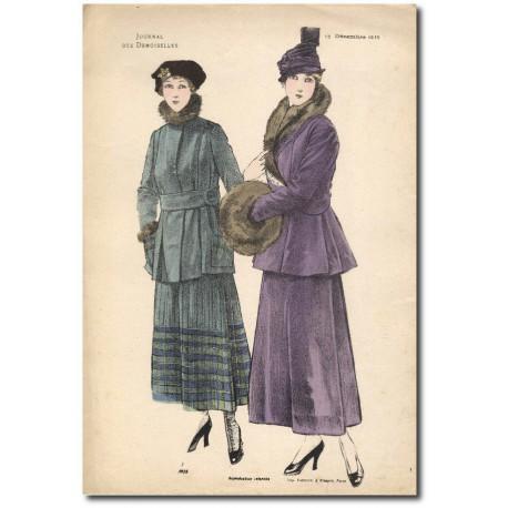 French fashion plates 1915 5342