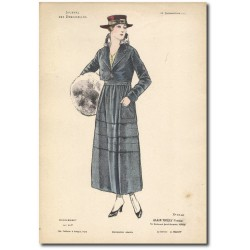 French fashion plates 1915 5345