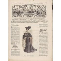 Complete magazine La Mode Illustrée 1904 N°49