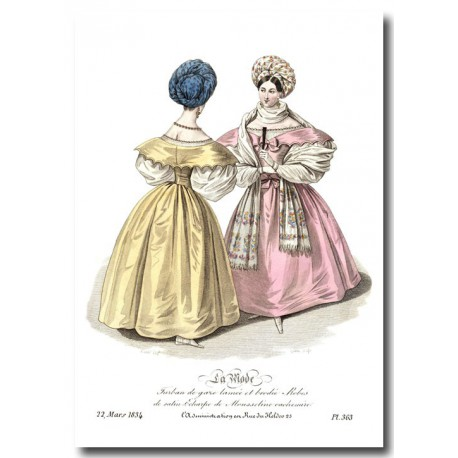 La Mode 1834 363