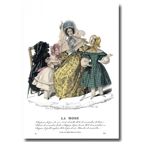 La Mode 1836 510