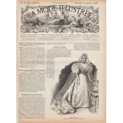 Complete magazine La Mode Illustrée 1895 N°36