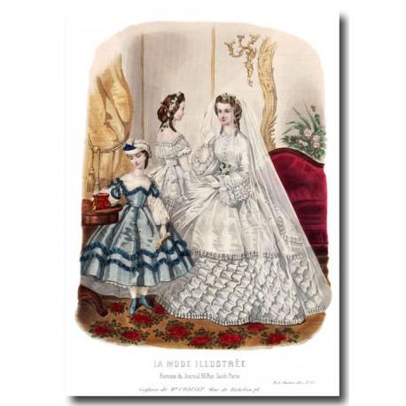 La Mode Illustrée 1862 13