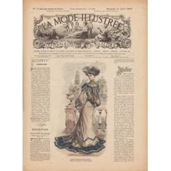 Revue complète de La Mode Illustrée 1903 N°30