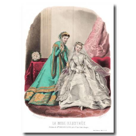 La Mode Illustrée 1867 37