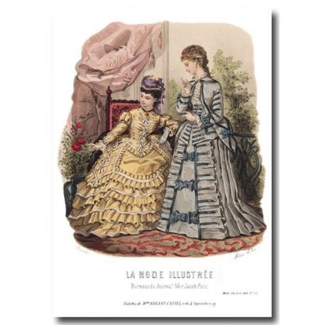 La Mode Illustrée 1873 22