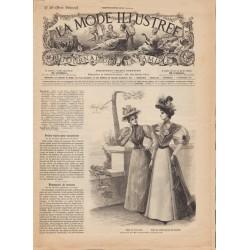 Complete magazine La Mode Illustrée 1894 N°26