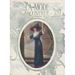 Complete magazine La Mode Illustrée 1911 N°28