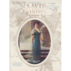 Revue complète de La Mode Illustrée 1911 N°29