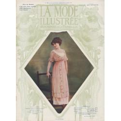 Revue complète de La Mode Illustrée 1911 N°13