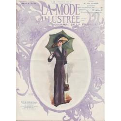 Revue complète de La Mode Illustrée 1911 N°12