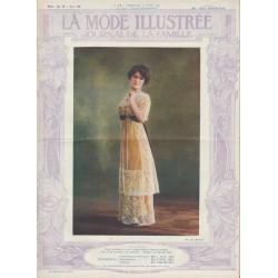Revue complète de La Mode Illustrée 1911 N°14