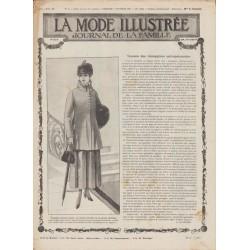 Revue complète de La Mode Illustrée 1917 N°44