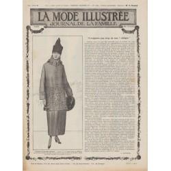 Revue complète de La Mode Illustrée 1917 N°48
