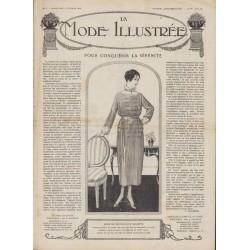 Complete magazine La Mode Illustrée 1919 N°06