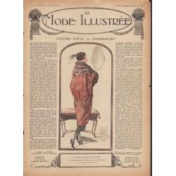 Revue complète de La Mode Illustrée 1919 N°49