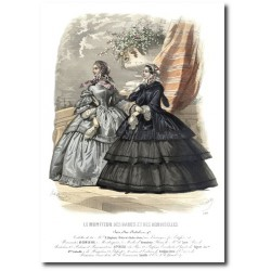 Le moniteur des dames et de demoiselles 1857 529