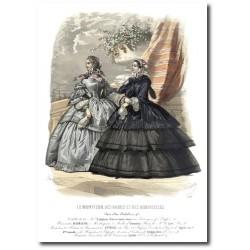 Le moniteur des dames et de demoiselles 1857 529