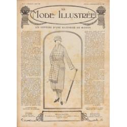 Revue complète de La Mode Illustrée 1920 N°10