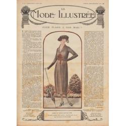 Revue complète de La Mode Illustrée 1920 N°15