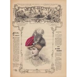 Complete magazine La Mode Illustrée 1905 N°48