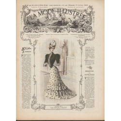 Revue complète de La Mode Illustrée 1905 N°44