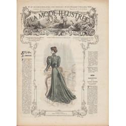 Complete magazine La Mode Illustrée 1905 N°46
