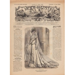 Revue complète de La Mode Illustrée 1900 N°33