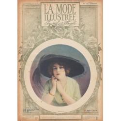 Complete magazine La Mode Illustrée 1912 N°37