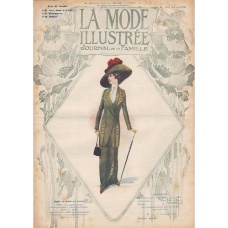 Patron Mode Illustrée 1873 40