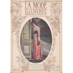 Complete magazine La Mode Illustrée 1912 N°42