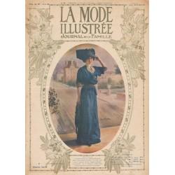Complete magazine La Mode Illustrée 1912 N°26