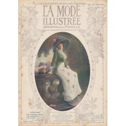 Revue complète de La Mode Illustrée 1912 N°30