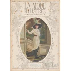 Revue complète de La Mode Illustrée 1912 N°31