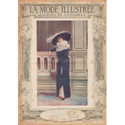 Complete magazine La Mode Illustrée 1912 N°36