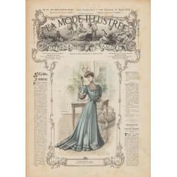Revue complète de La Mode Illustrée 1906 N°16