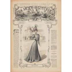 Revue complète de La Mode Illustrée 1906 N°19