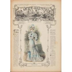 Revue complète de La Mode Illustrée 1906 N°37