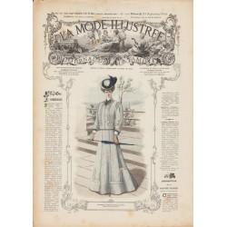 Revue complète de La Mode Illustrée 1906 N°38
