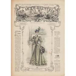Complete magazine La Mode Illustrée 1906 N°45