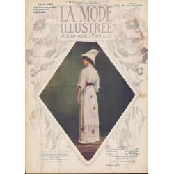 Complete magazine La Mode Illustrée 1912 N°32