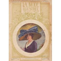 Revue complète de La Mode Illustrée 1912 N°15